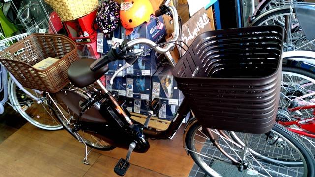 電動自転車 viviDX